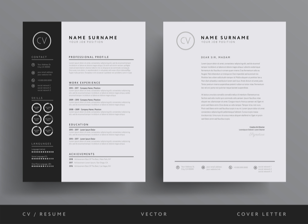 Résumé Tips That Will Help You Stand Out From The Crowd In 2019 - DesignTAXI.com