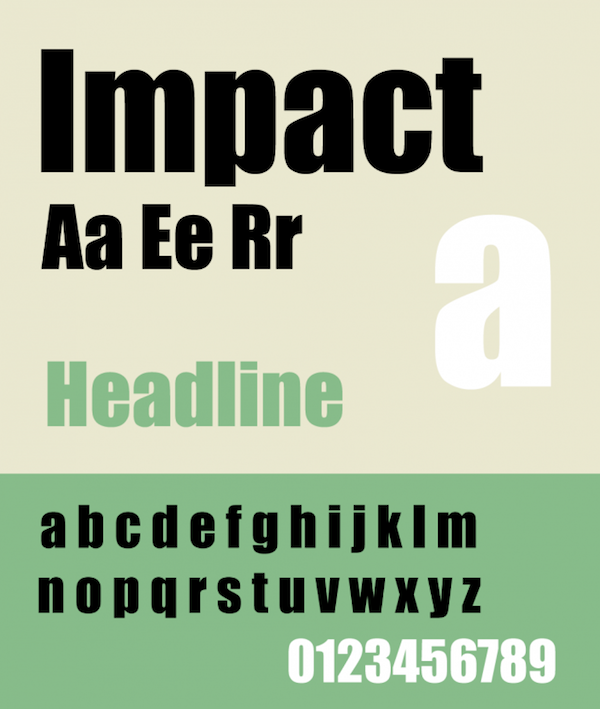The Best And Worst Fonts To Use On Your Resume Designtaxi Com