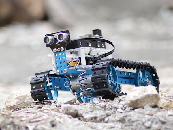 how to build your own robot from scratch
