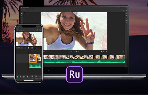 Adobe Launches Premiere Rush CC, A One-Stop Video-Editing Tool For YouTubers
