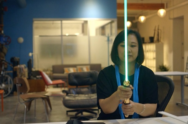 Six Unique Lightsabers Inspired By Dieter Rams, Eames And Other Design Heroes