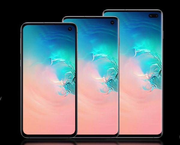 Samsung Releases S10 With Hole Punch Camera Makes Internet Think Of