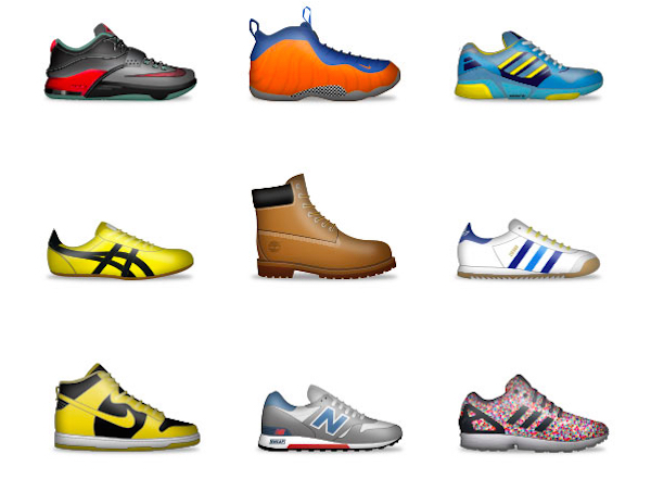 Personalize Your Messages With Sneaker Emojis From Nike, Adidas