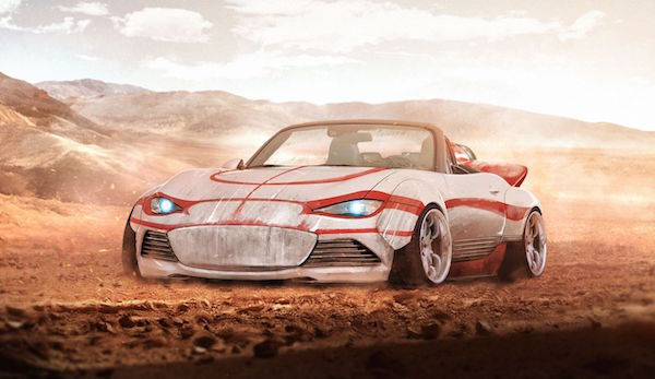 fantastic out of this world cars designed after various star wars