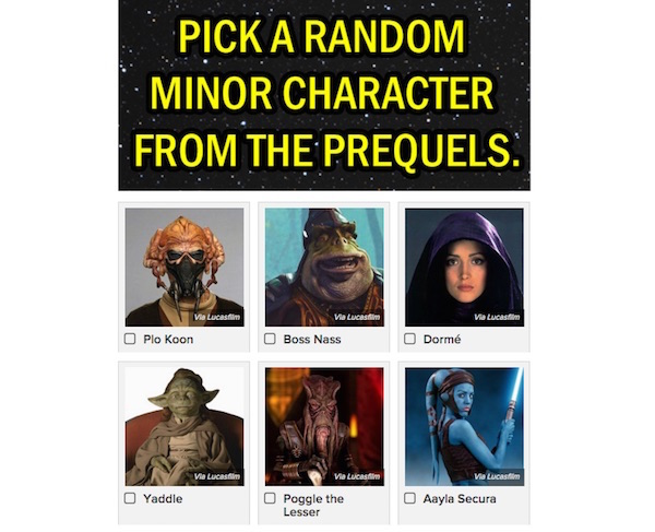 quiz which star wars the force awakens character are