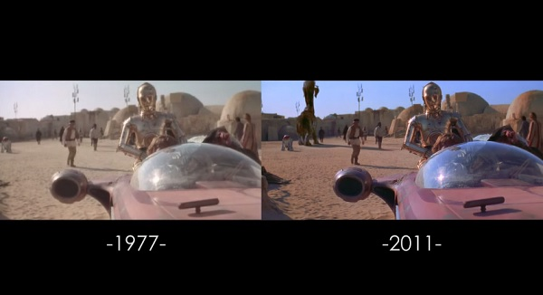 Watch All The Changes Ever Made To The Star Wars