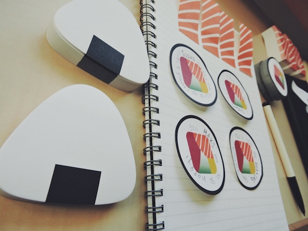 Cute Sticky Notes That Look Just Like Delicious Pieces Of