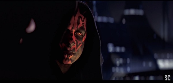 prequel trilogy re write as a logarithmic equation