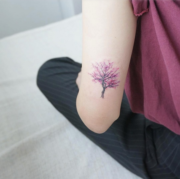 For Introverts: Subtle, Meaningful Tattoos That Exude Quiet ...