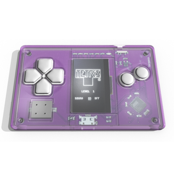 Awesome Card Sized Tetris Game Is Tiny Enough To Fit Into Your
