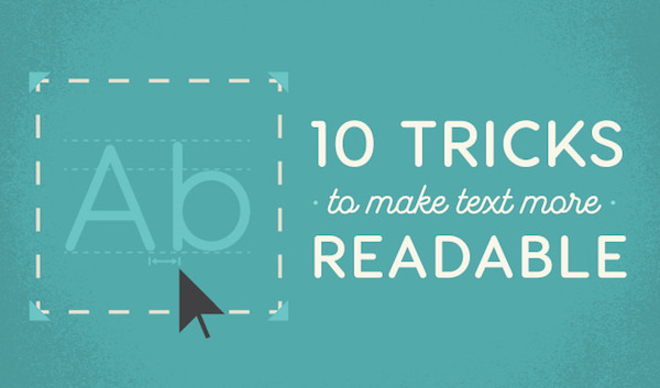 Simple Tricks To Make Typography More Readable