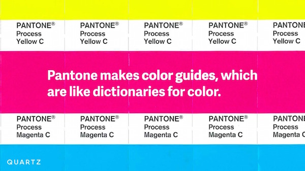PANTONE Is Known Around The World For Its Color Guide A Standard Dictionary That Enables Designers Manufacturers Retailers And Customers To