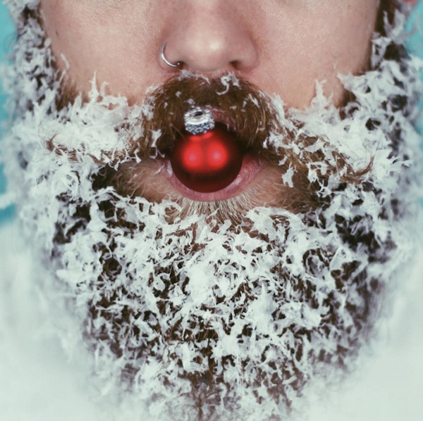 Creative Duo Spruces Up Facial Hair With Fun Decorations To