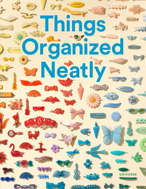 'Things Organized Neatly' Book Is An OCD's Dream Come True