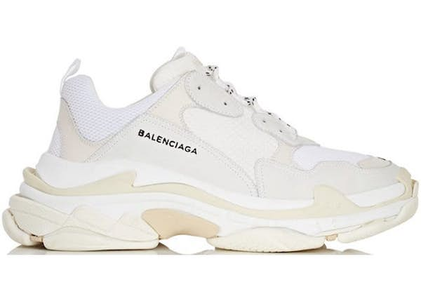 d3829de78d4 And the ugly trainer obsession continues! These ones are courtesy of good  old Topshop - Balenciaga dupe or what ! £38!!!😱 You ll either love em or  hate em ...