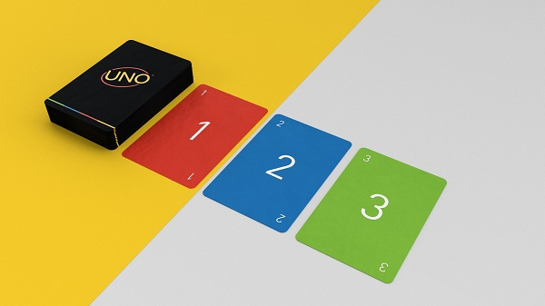 UNO Debuts 'Minimalista' Cards For Design Lovers After Concept Art Goes Viral