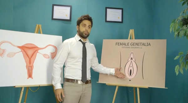 Lol  Video Shows Guys Trying To Describe The Anatomy Of A