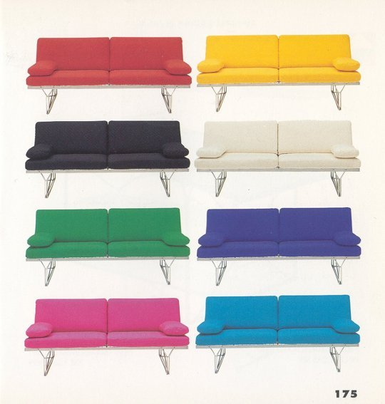 Awesome vintage ikea designs that you may want in your home today Ikea moment sofa