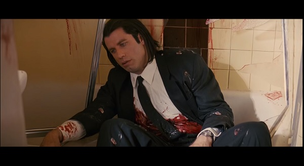 Violence in pulp fiction essay
