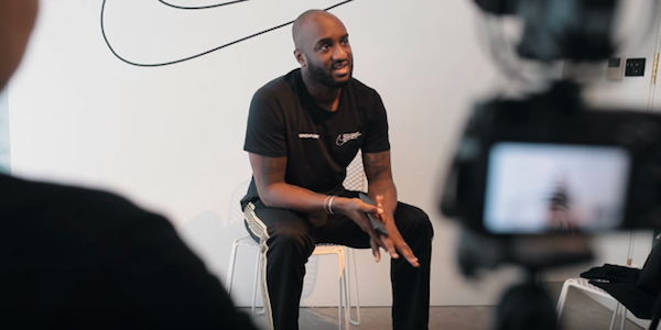 Virgil Abloh, the designer behind OFF-WHITE, recently collaborated with Nike  and has taken to Instagram to tease its latest shoe design with the  sportswear ...