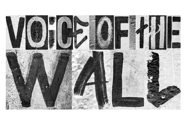 Inspired By Graffiti, This Typeface Marks 30th Anniversary Of Berlin Wall Fall