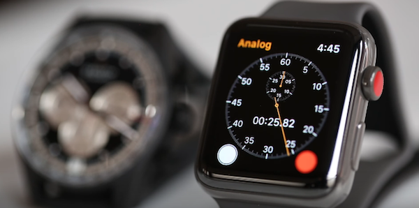 Launch Of Apple Watch Series 3 Tarnished By Its Connectivity