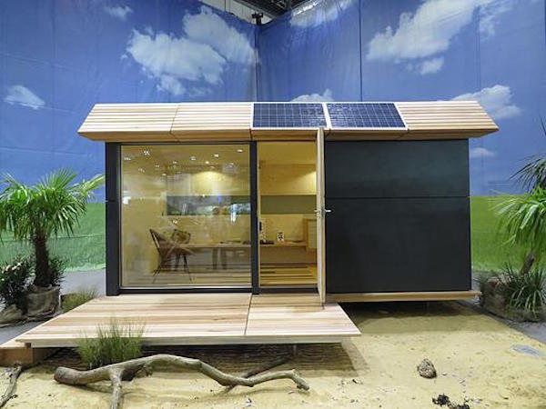 Live Off Grid With This Cozy 12 5 Square Meter Eco