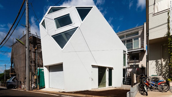 Japanese Architect Reveals The Secrets Behind His Cool Creative