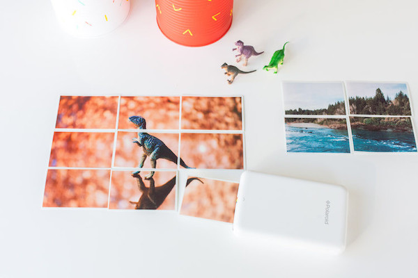 Portable 'Polaroid Zip' Prints Phone Photos Instantly Without The Use Of Ink