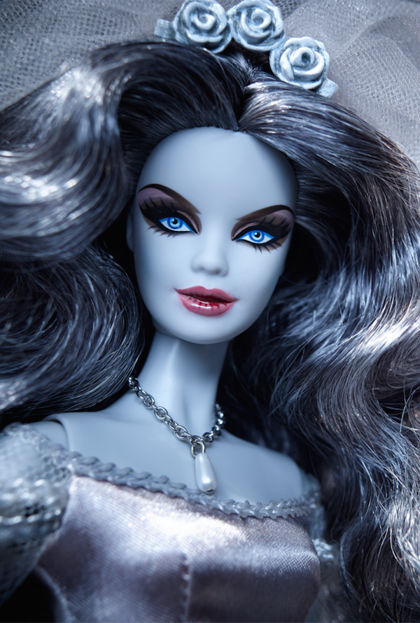 Barbie Releases Hauntingly Gorgeous Limited Edition
