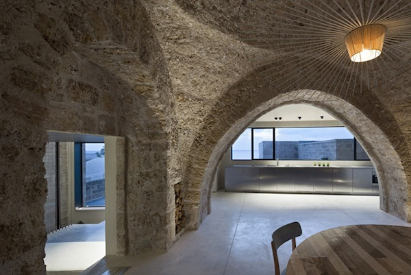 a 300 year old house transformed into a minimalist modern