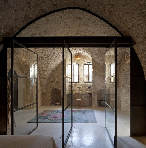 A 300 Year Old House Transformed Into A Minimalist Modern Home