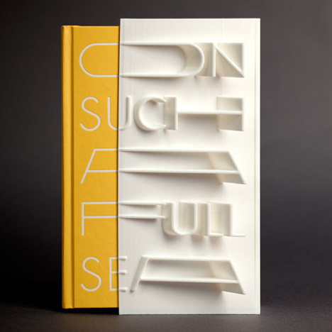 The World S First 3d Printed Book Cover Features Pop Up