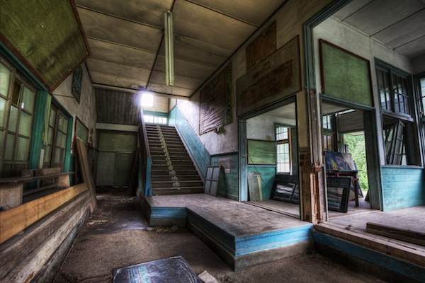 Classroom Design Of The Future ~ Haunting photos of abandoned schools around the world