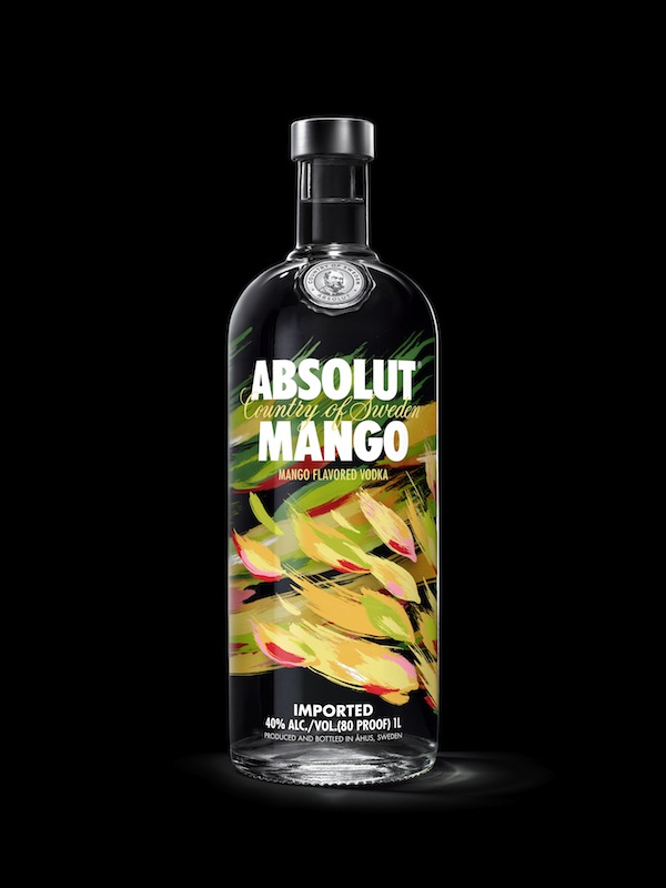 Aroma Pen: ABSOLUT Redesigns Bottles Of Its 11 Flavored Vodkas