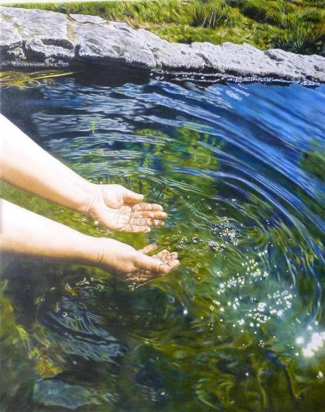 Artist Creates Amazing Realistic Colored Pencil Drawings ...