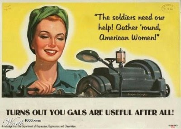 The Most Sexist Vintage Ads Ever