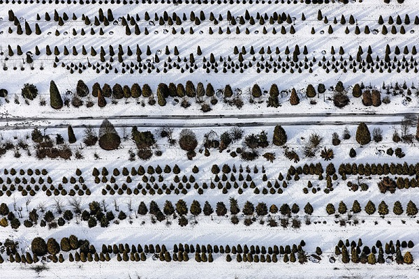 Aerial Photography : Urban And Natural Landscapes