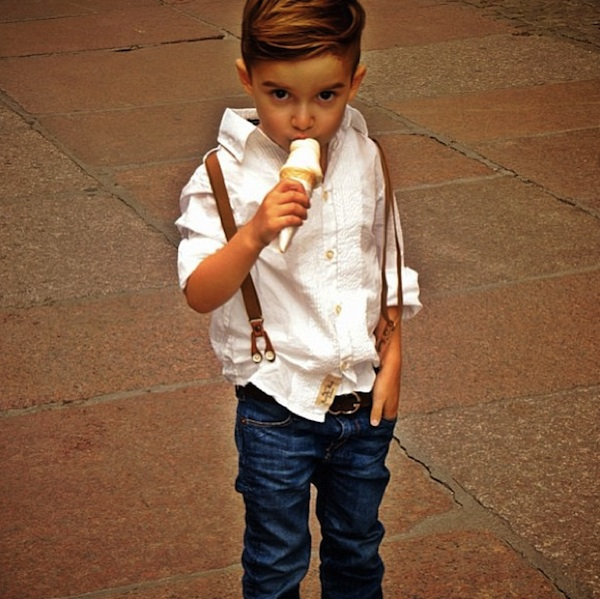 World S Most Fashionable 5 Year Old Becomes Instagram