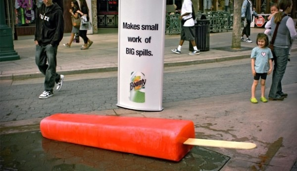 These Brilliant Eye Catching Outdoors Ads Will Have You