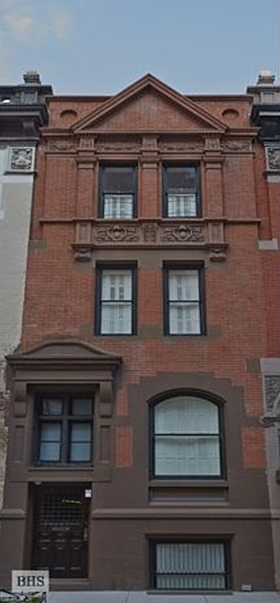 Andy warhol s new york city townhouse is up for sale for Townhouse for sale new york city