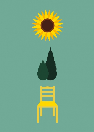 Minimalistic Posters Of Famous Painters For Your Guessing ...