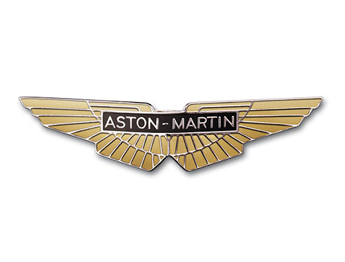The Evolution Of Aston Martins Iconic Logo Designtaxi