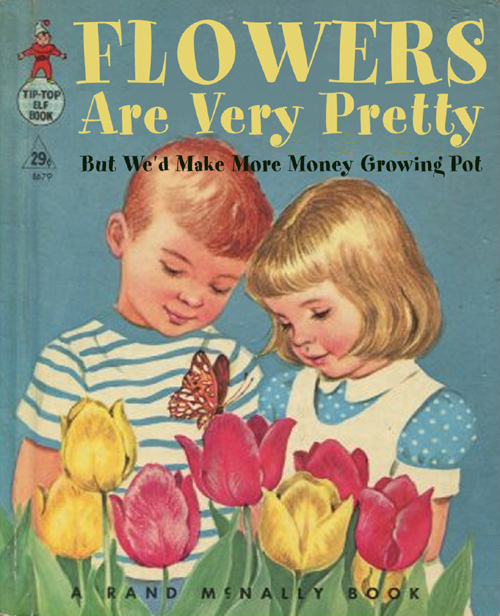 Bad Little Children's Books', Twisted Covers That Tell Of
