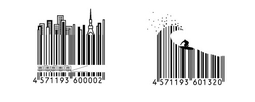 beautiful barcode designs that will make packaging more