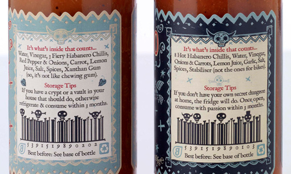 Whimsical Illustrated Barcodes, Make Product Packaging More Fun