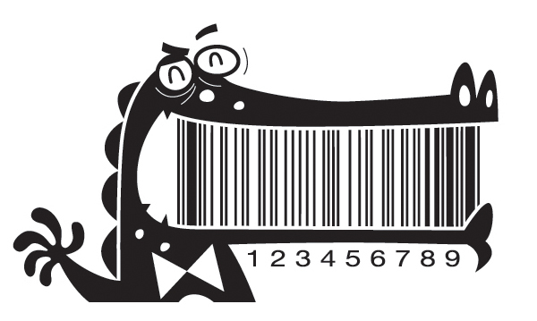 Whimsical Illustrated Barcodes, Make Product Packaging ...