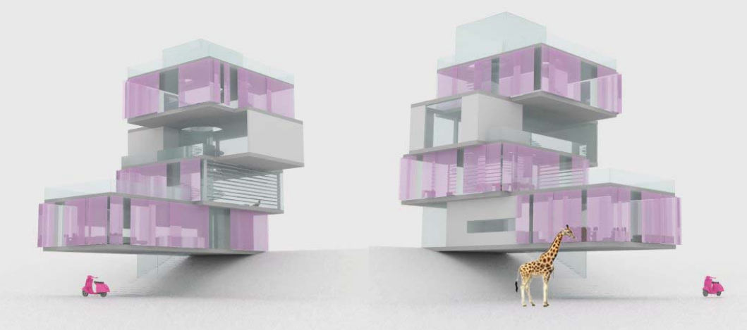 Aia declares winner of architect barbie dream house for Da architecture