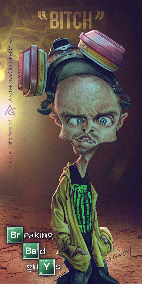 sinister caricatures reveals the ugly side of �breaking