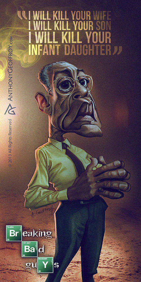 Sinister Caricatures Reveals The Ugly Side Of Breaking
